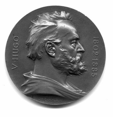 Jules-Clément Chaplain: Victor Hugo