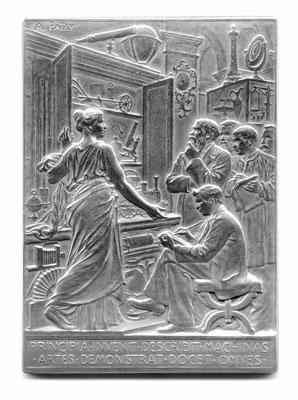Auguste Patey: Conservatoire National des Arts et Métiers