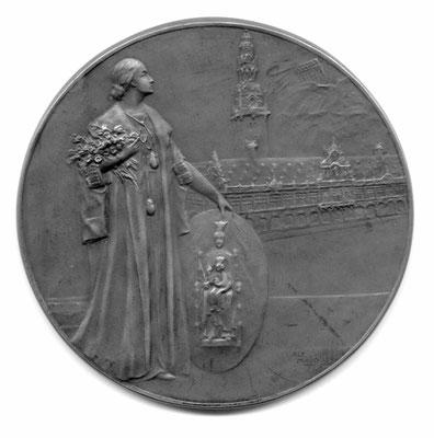 Alphonse Mauquoy: Justitiae invictae trinitati
