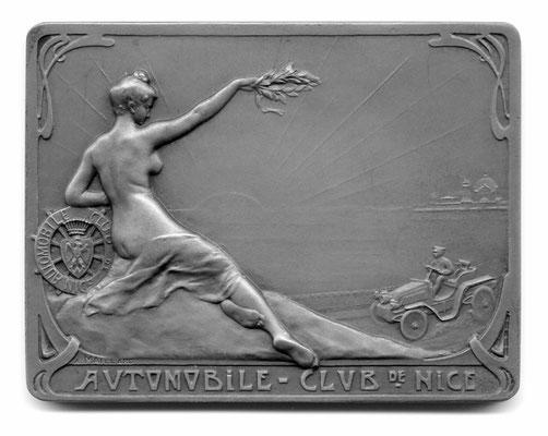 Auguste Maillard: Automobile Club de Nice