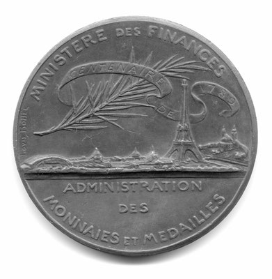 Louis Bottée: Progrès dans la fabrication des monnaies (1889)