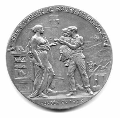Henri Dubois: Caisse d'Epargne Bourg-en-Bresse