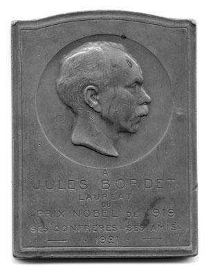 Armand Bonnetain: Jules Bordet