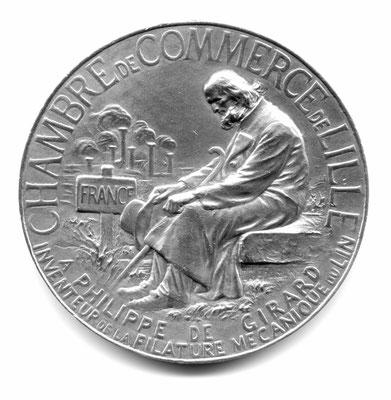 Hippolyte Lefebvre: Chambre de Commerce de Lille