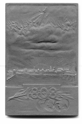 Pierre-Victor Dautel: Exposition Hispano-Française Saragossa (1908)