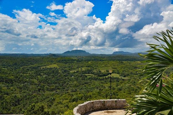 Sensationeller Blick über Cubas wilde Seite.