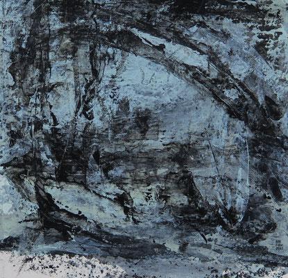 Stranden (ca. 13 x 13 cm)