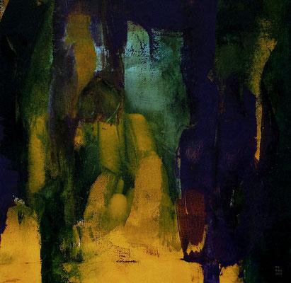 Lichtung (50 x 50 cm)
