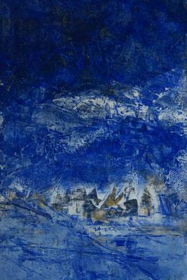 Winternacht (12 x 17 cm)