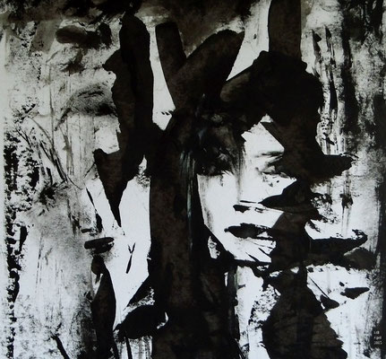 ohne Titel I (29 x 29 cm)
