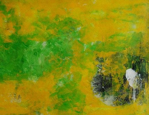 Die Schale verlässt das Gelbe vom Ei (A 4)