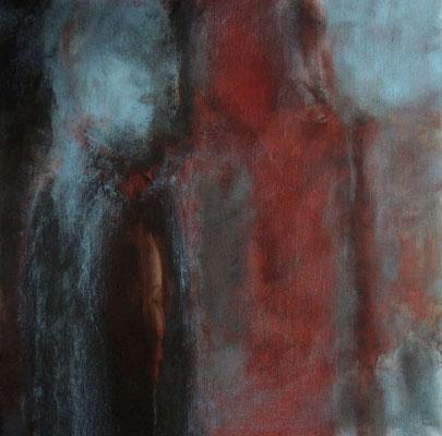 ohne Titel (40 x 40 cm)