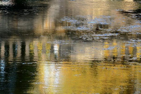 Gold und Silber ist manchmal nur Wasser und Licht