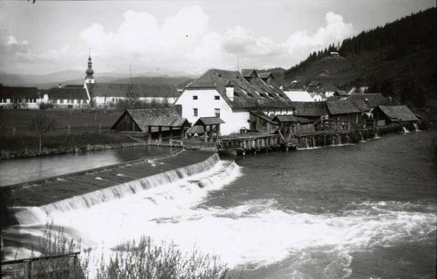 Geschichte der Marktgemeinde Weitensfeld in Kärnten.