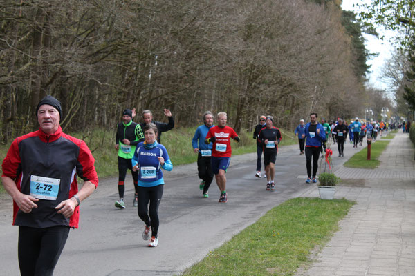Darß Marathon in Prerow