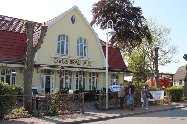 Darßer Brauhaus in Prerow