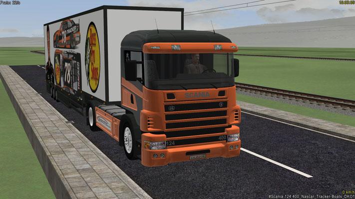 TT für den Scania 124 400 von SM1 (V10 Jubiläumsmodell_SM1)