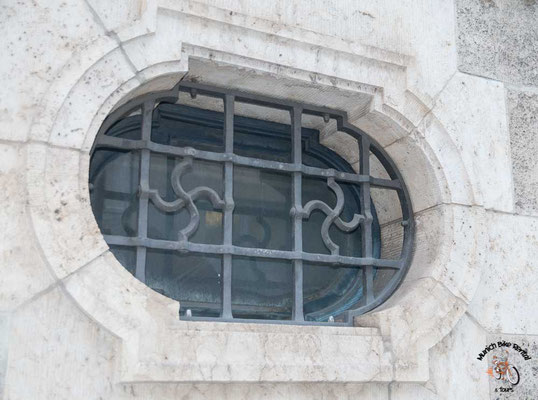 Nazi Swastika Hidden in a Buildings Architecture