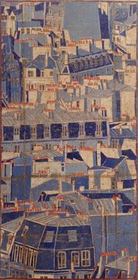 Paris Bleu - Rive gauche II