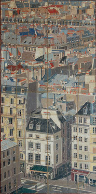 Polyptyque - Paris - Quartier Latin I