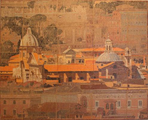 Roma - santa maria Dei Fiorentini I