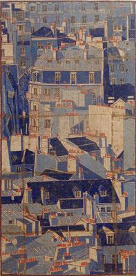 Paris Bleu - Rive Gauche I
