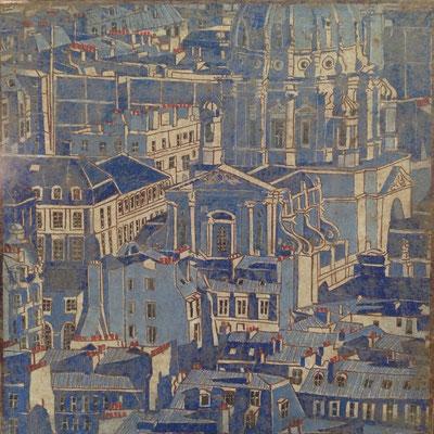 Paris Bleu - Le Val de Grace I
