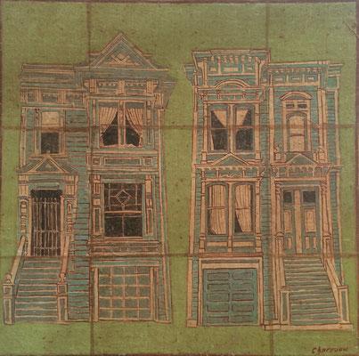 San Francisco - Painted Ladies II
