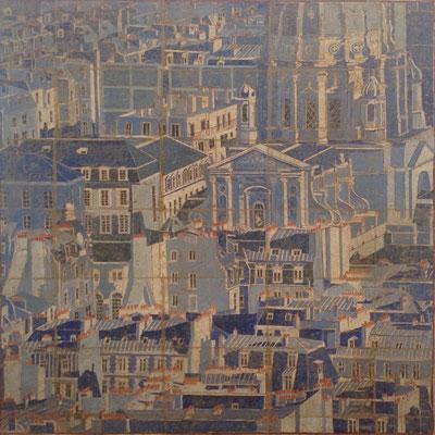Paris Bleu - Quartier Val de Grace II