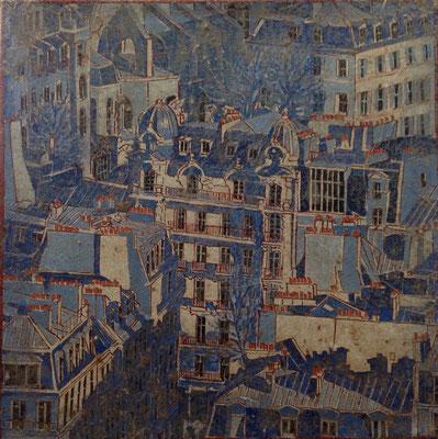 Paris Bleu - Quartier Luxembourg