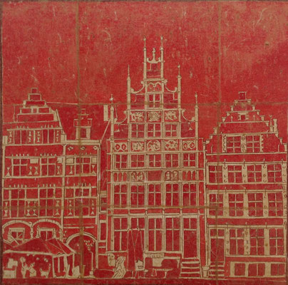 Gand - Encre Rouge