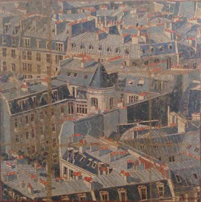 Paris Bleu - Quartier Maubert- mutualité I