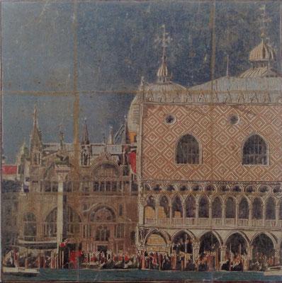 Venetia - Canaletto - Hommage II