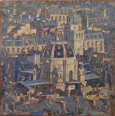 Paris Bleu - Chapelle de la Sorbonne