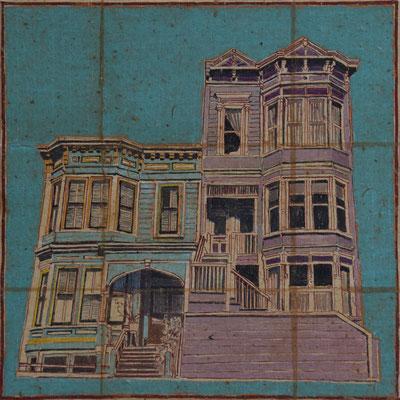 San Francisco - Painted Ladies I