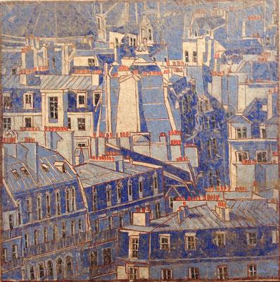 Paris Bleu - quartier Jussieu