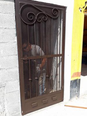 Malla Mosquitera MOSQUI RED PUERTA 101
