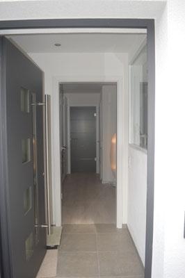 Eingang Ferienwohnung Bad Schussenried