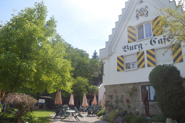 Cafe Burg Otterswang