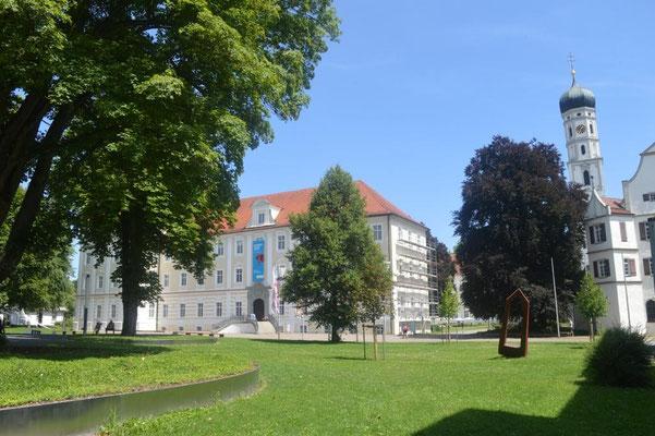Kirchplatz Bad Schussenried