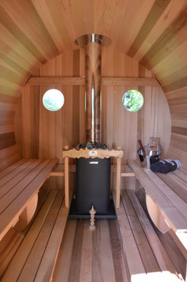 Location sauna