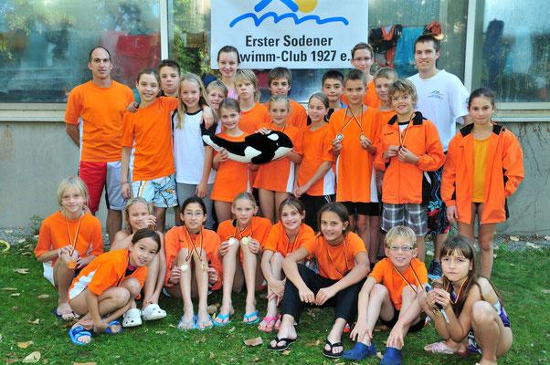 2011 Schwimm-Team