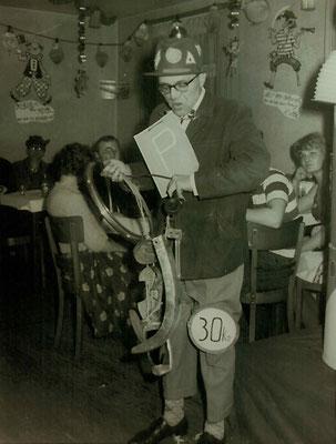 1966 Fasching Dt. Hof - Seppel Wäsch