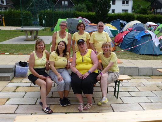 2016 24-Std-Schwimmen Orga-Team