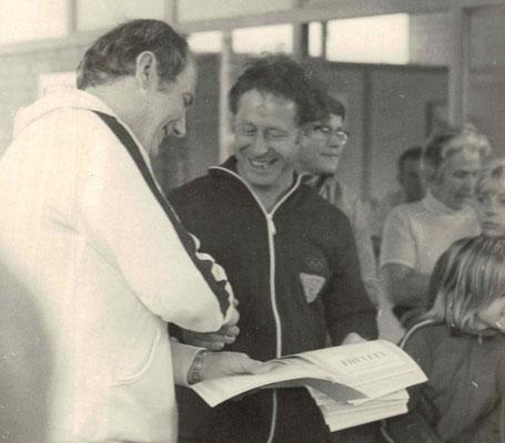 1972 Eugen Zahn, Horst Maus