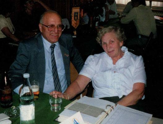 1987 60 Jahre Seppel + Regina Wäsch