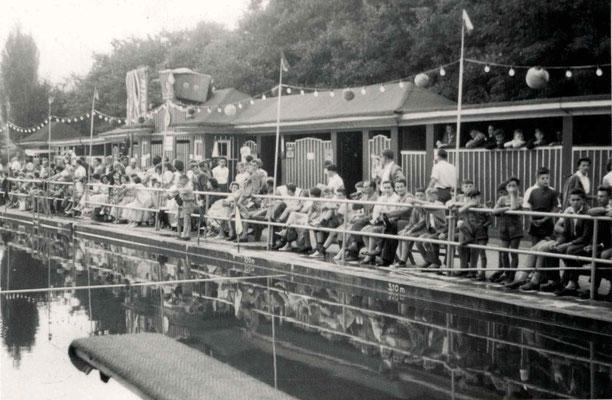 1955 Abendschwimmfest