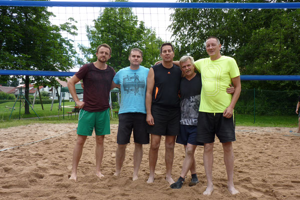 Freibad-Volley S. Gmünd