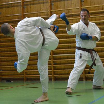 Kampfkunst für 40 plus