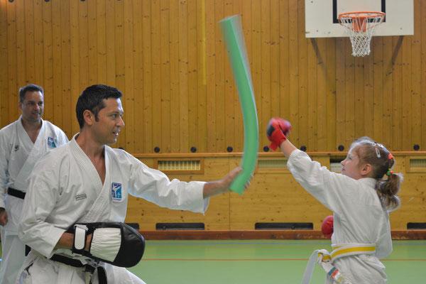 Volksschule, Kindertraining, Kampfsport